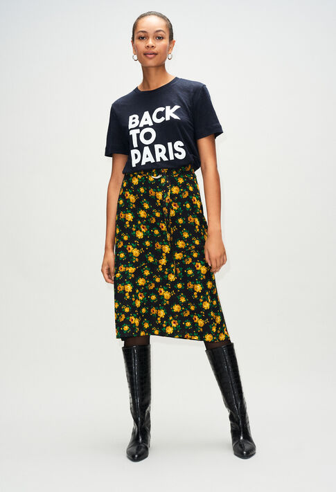 STELLAH19 : Skirts & Shorts color PRINT