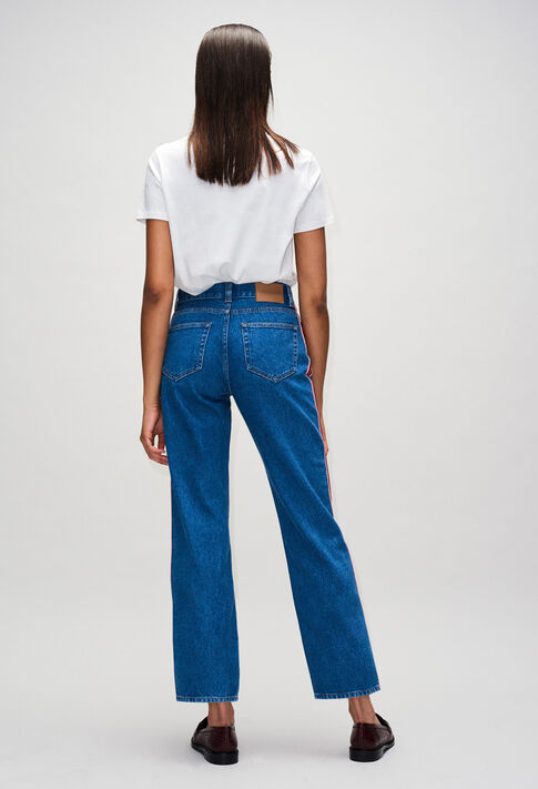PRISCAH19 : Jeans & Pants color JEAN