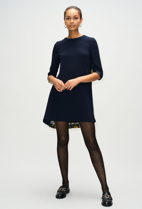 RIBAMBELLEBISH19 : Dresses color NAVY