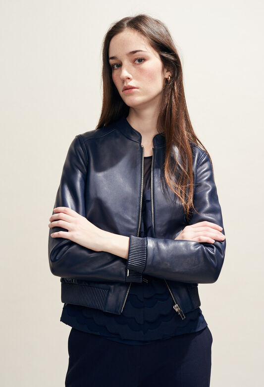 CAIPI : Coats & Jackets color Navy