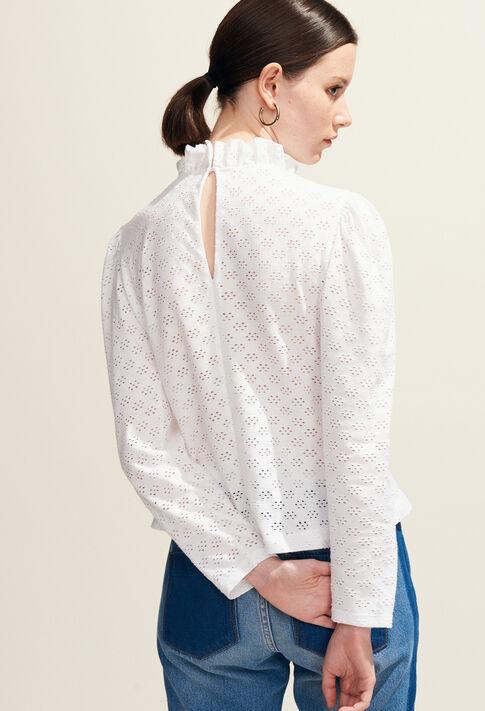 TRINIDAD : T-shirts color White
