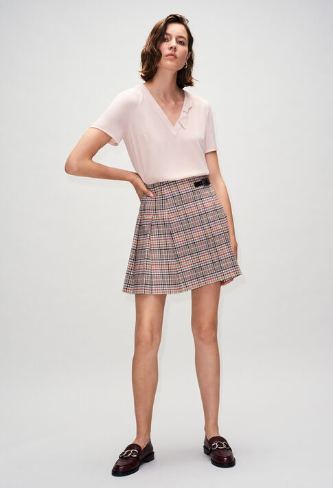 SIRENEH19 : Skirts & Shorts color MULTICO