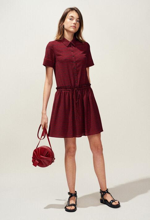 RHUBARBE : Dresses color Black