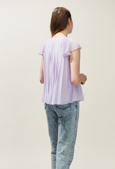 BLAZA : All at 50% off and more color Lilas
