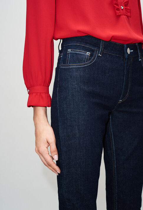PATOLEH19 : Jeans & Pants color RAW DENIM