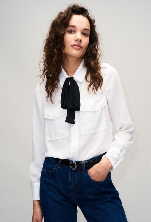 CALLISTOH19 : Tops & Shirts color ECRU
