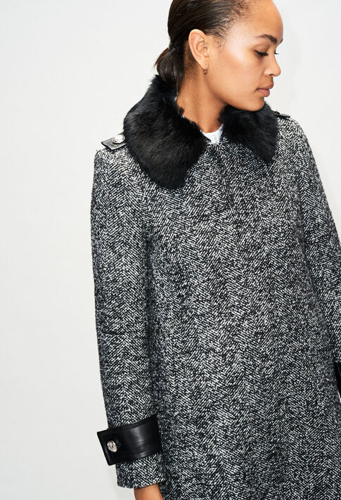 GENTLEMANBISH19 : Coats & Jackets color BICOLORE