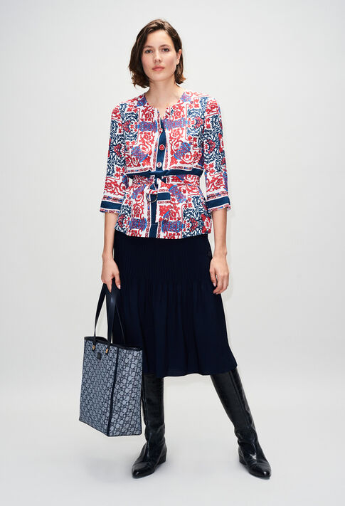 BEGONIAH19 : Tops & Shirts color PRINT