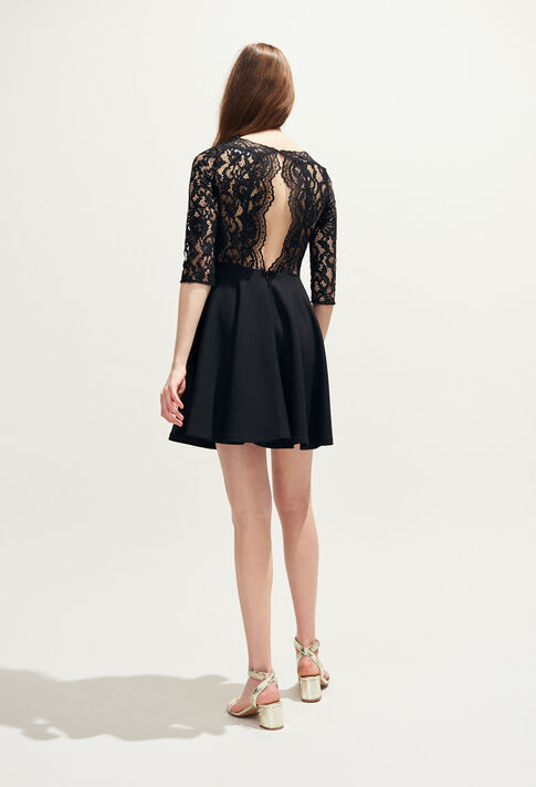 RHODES : Dresses color Black