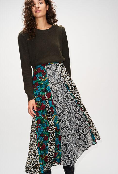 SELVAGGIAH19 : Skirts & Shorts color PRINT