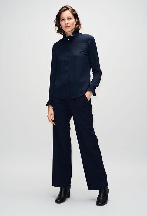 COLOMBEFLOUH19 : Tops & Shirts color NAVY