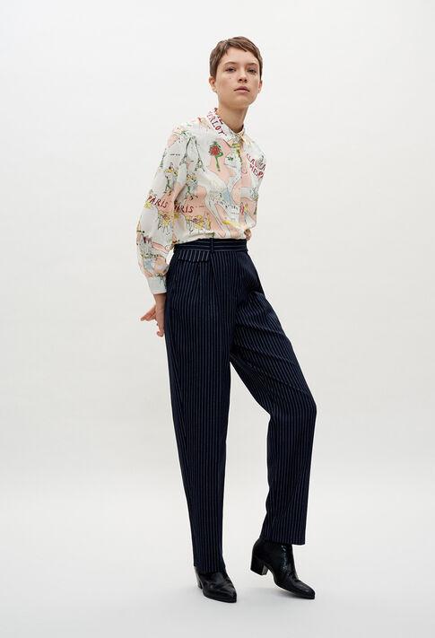 PALAE20 : Jeans & Pants color DUAL-COLOR