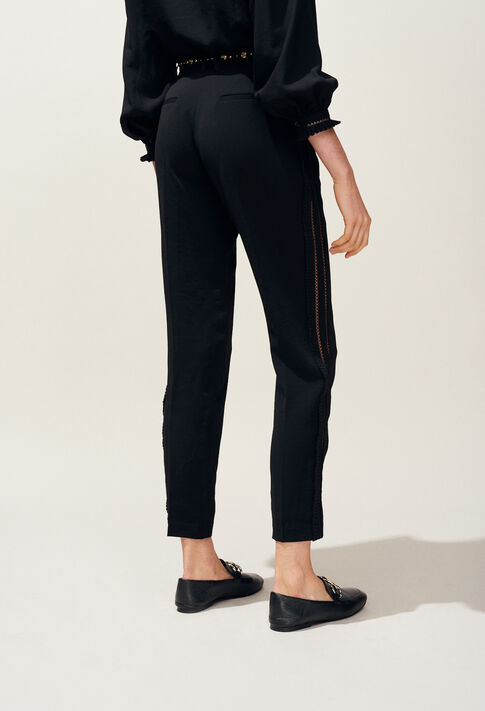 PAON : Jeans & Pants color Black