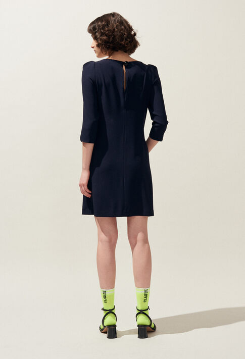 RICHA : Dresses color Navy