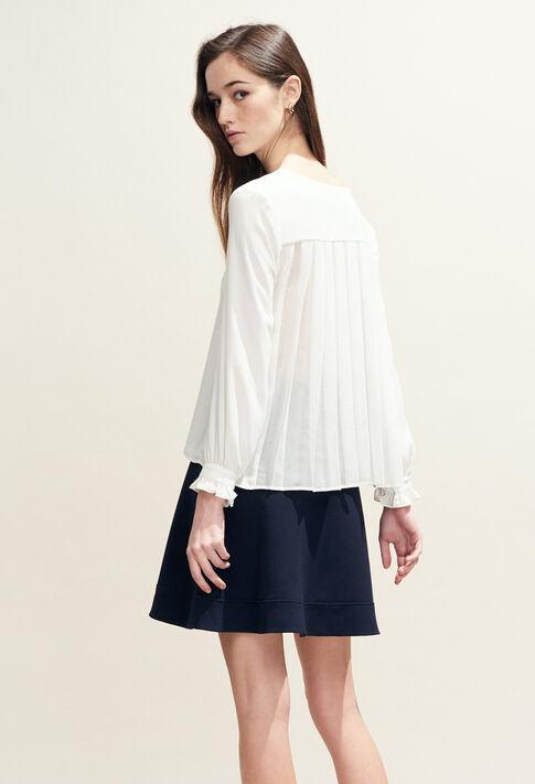 BRETZEL BIS : Tops & Shirts color Ecru
