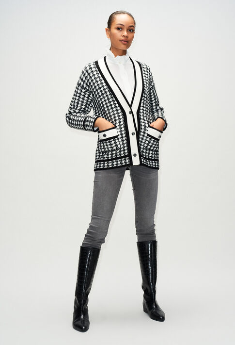 MAXIKLASH19 : Knitwear & Cardigans color DUAL-COLOR