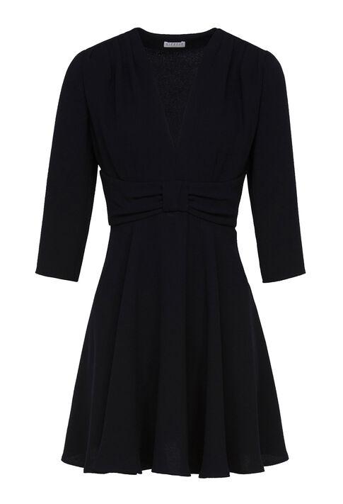 RAINA : Dresses color Navy