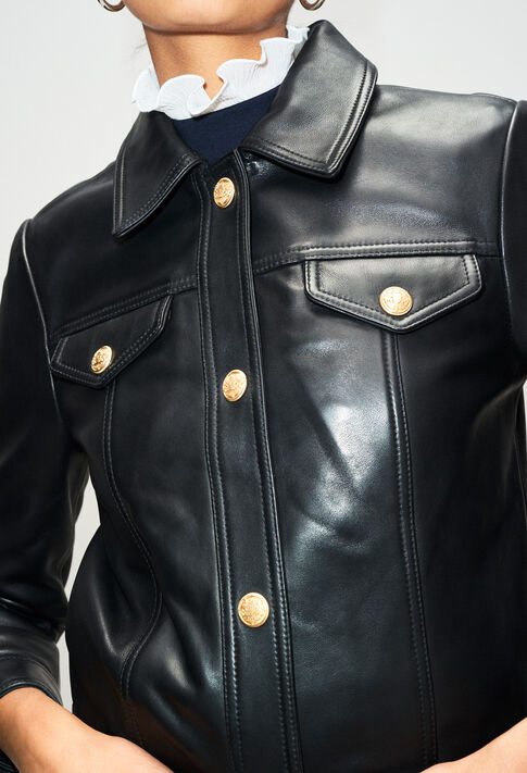 CORSOH19 : Coats & Jackets color BLACK