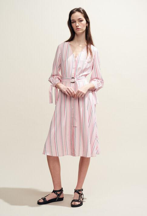 RAISSA : Dresses color ROSE