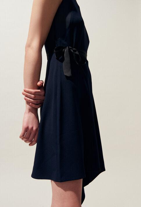 RASALIA : Dresses color Navy