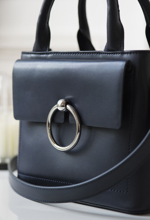 ANOUCK SMALL : Bags & Leather Goods color Navy