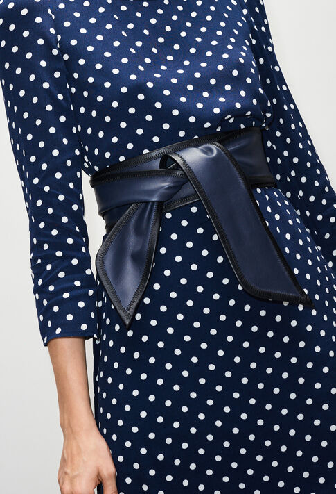 ANOUERH19 : Belts color NAVY