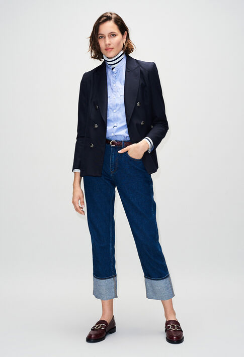 VOLONTEH19 : Blazers color NAVY