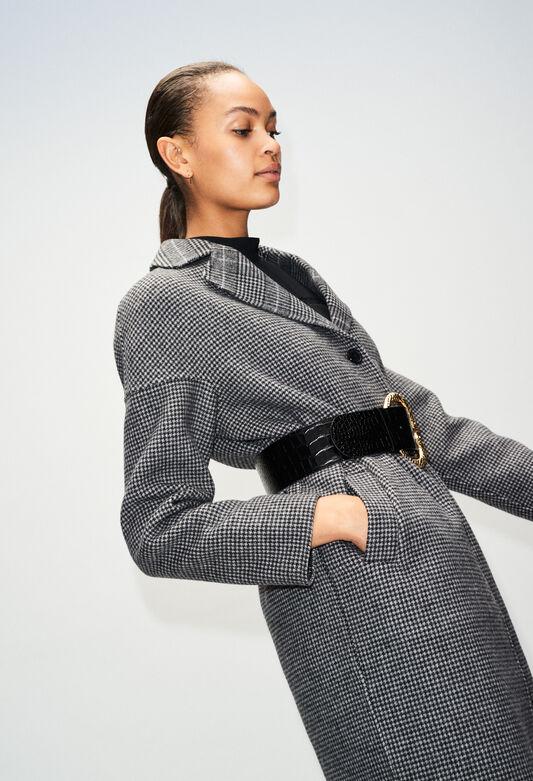 GALVAH19 : Coats & Jackets color BICOLORE