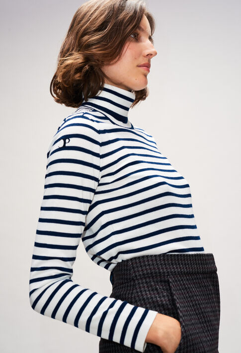MOUSSIH19 : Knitwear & Cardigans color MARINIERE