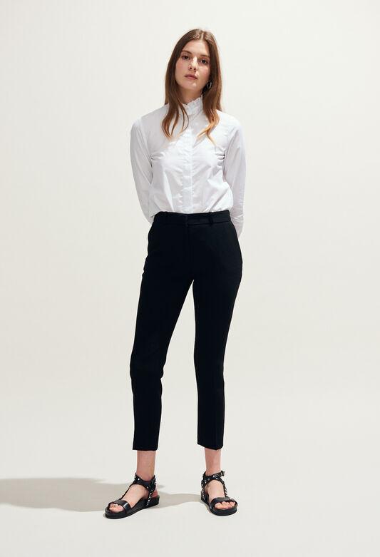 7dd336f863f7c POUSSIN   Jeans   Pants color Black