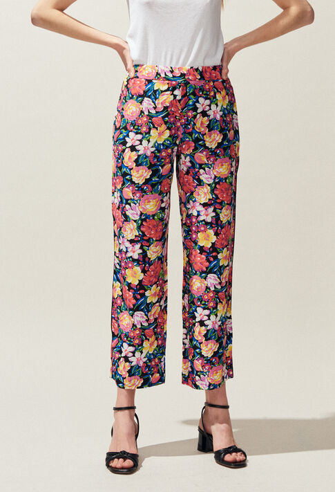 POLISSENA : Jeans & Pants color MULTICO