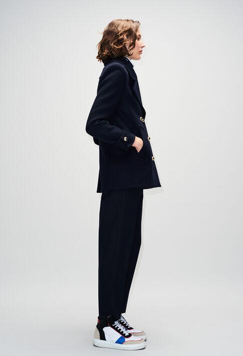 GILLOH19 : Coats & Jackets color NAVY