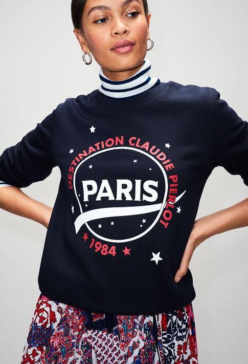 TAVIH19 : Knitwear & Cardigans color NAVY