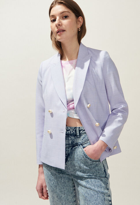 VIVA : Blazers color Lilas