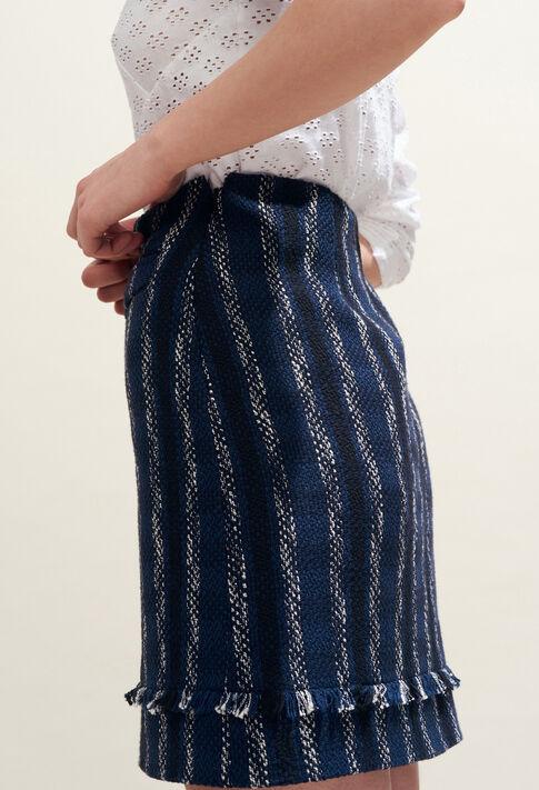 SEVEN : Skirts & Shorts color Ultramarine