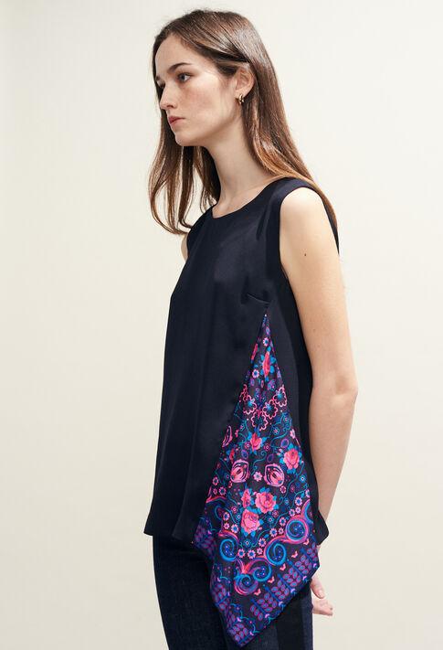 BALADINE : Tops & Shirts color Navy