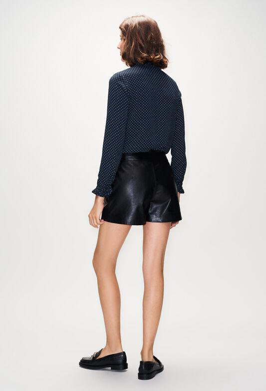 EDMONDCUIRH19 : Skirts & Shorts color BLACK