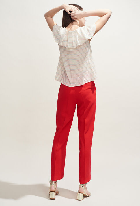 BABIANA : Tops & Shirts color Ivoire