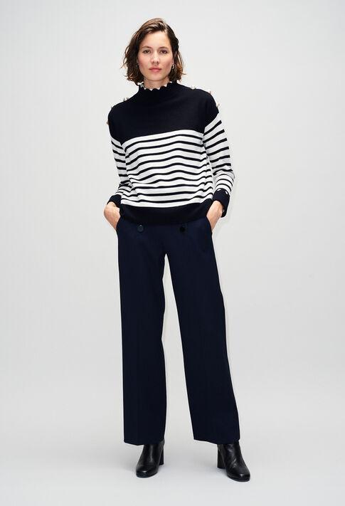 MINATAH19 : Knitwear & Cardigans color NAVY