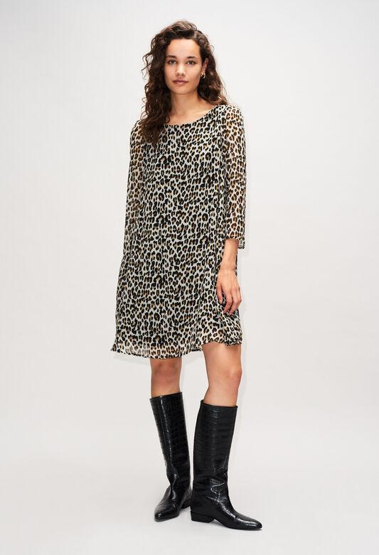 RIFIFILEOPARDH19 : Dresses color PRINT