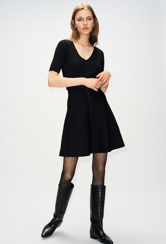 MANGALAH19 : Dresses color BLACK
