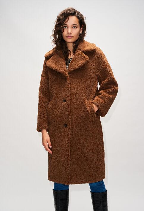 FEDORAH19 : Coats & Jackets color OURSON