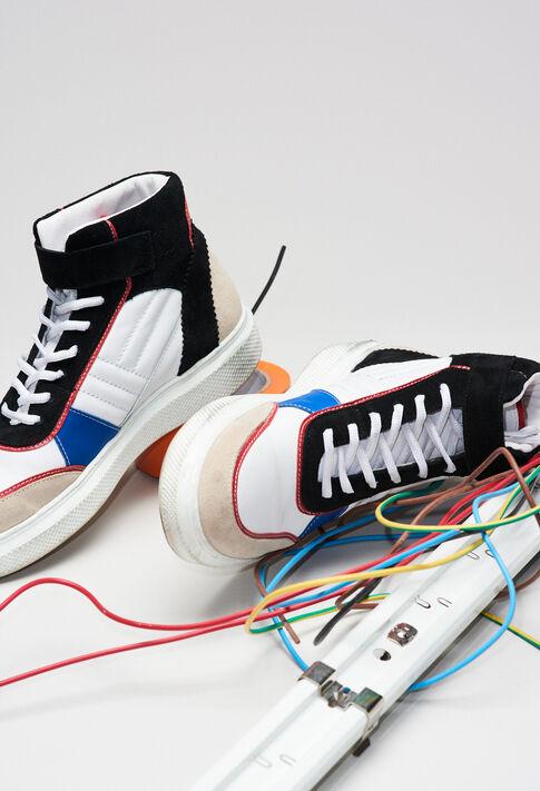 ALTOH19 : Shoes color MULTICO
