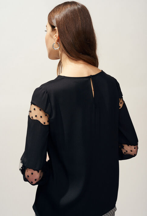 BELINI : Tops & Shirts color Black