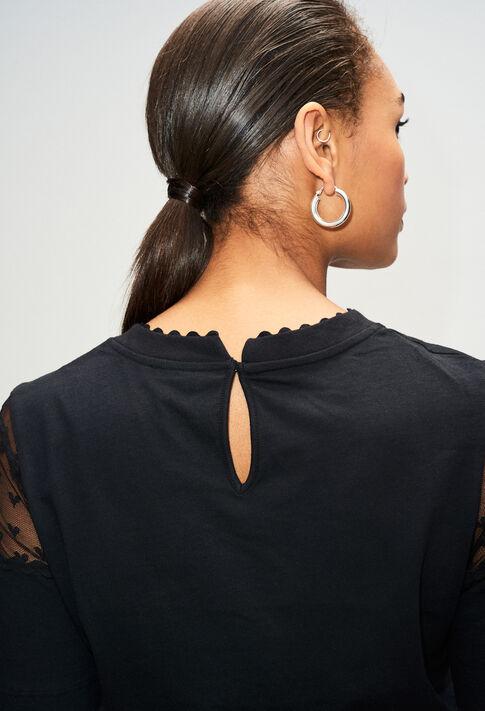 TOLOVAH19 : T-shirts color BLACK