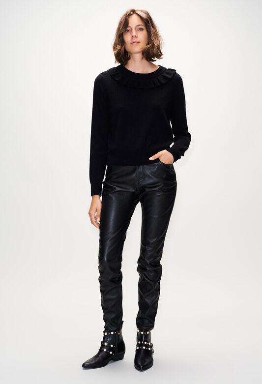 MAKOH19 : Knitwear & Cardigans color BLACK