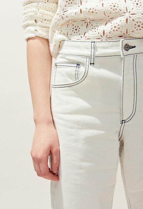EMY : Skirts & Shorts color Ecru