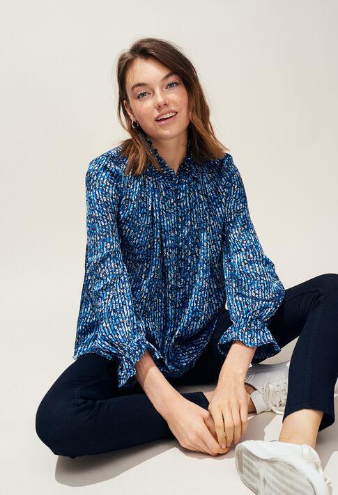 BAMILYA : Tops & Shirts color Bleuet