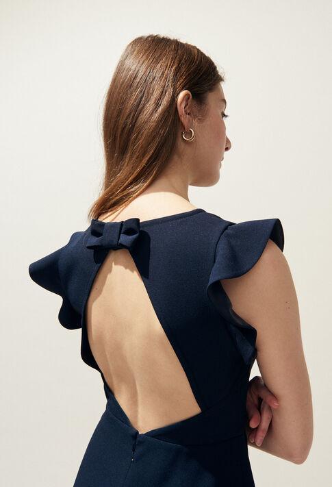 RAPSODIE : Dresses color Navy