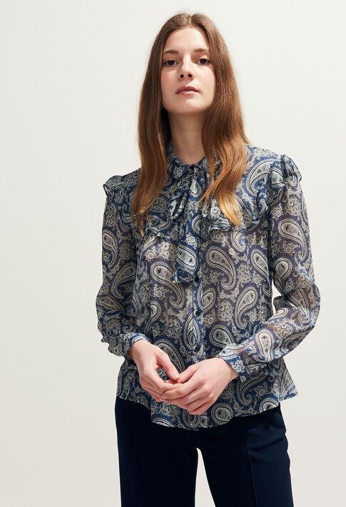 COCTEAU : Tops & shirts color MARINE
